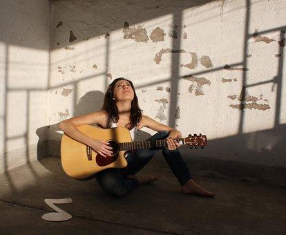 Music, Guitar, Musician, Guitarist, Singer, Artist