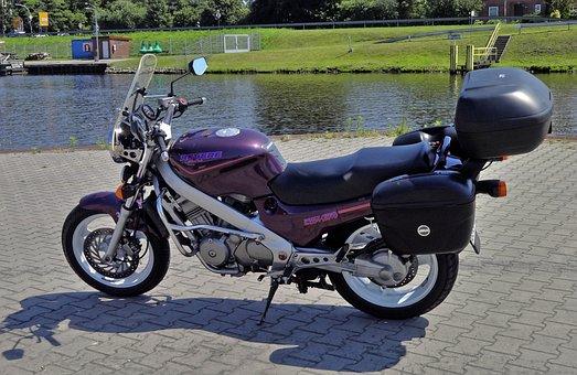Motorbike, Honda, Ntv, Motor, Bike, Engine, Machine