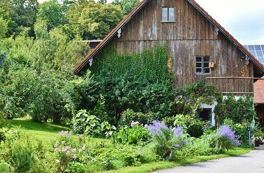 House, Farmhouse, Old House, Old Farmhouse, Homestead