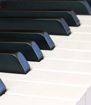 Piano, Keyboard, Keys, Music, Sound, Compose