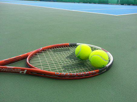 Sports, The Guards, Morning, Tennis, Baby, Racket