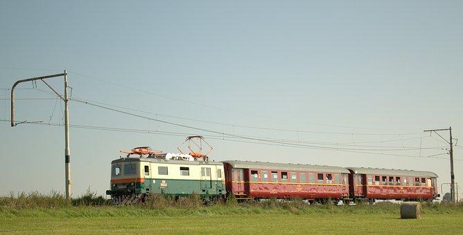 Train, Railway, Historically, Transport, Czech Republic