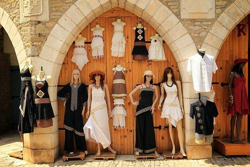 Fashion, Clothing, Window, Doll, Display Dummy