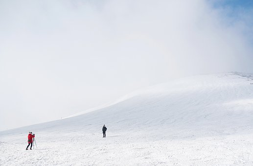 Halla, Jeju Island, Snow, Winter, Landscape