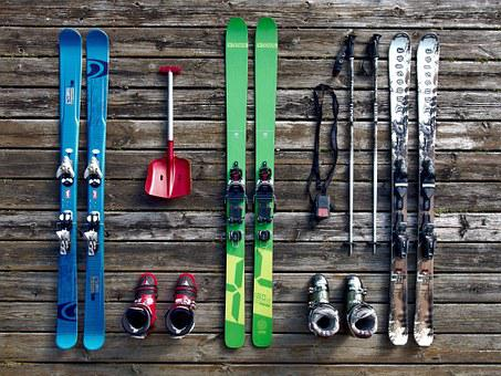 Ski, Equipment, Skiing, Sport, Winter, Snow, Mountain