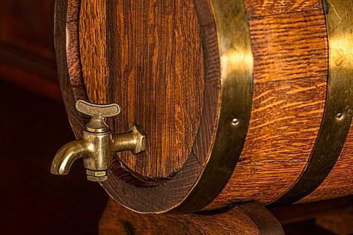 Beer Barrel, Keg, Cask, Oak, Barrel, Beer, Wood, Wooden