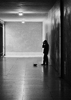Alone, Musician, Listen, Dreams, Tunnel