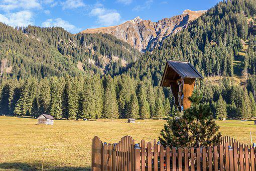 Tyrol, Austria, Mountains, Relaxation, Rest