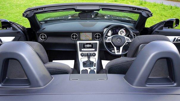 Mercedes-benz, Car, Slk, Transport, Auto, Mercedes