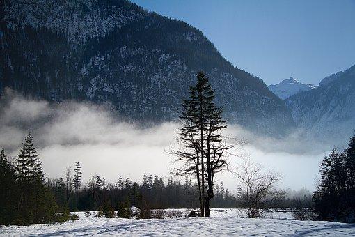 King Lake, Bartholomä St, Ber, Berchtesgadener Land