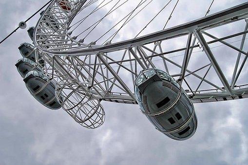 Ferris Wheel, Ride, Fun, Amusement, Carnival, Fair