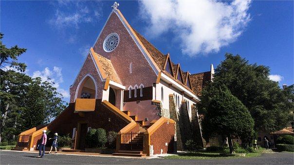 Church Mai Anh, Domaine De Marie, Church