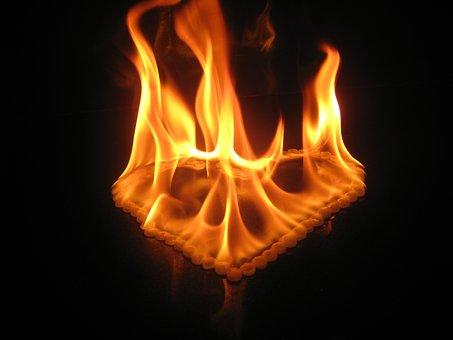Fire, Flame, Flames, Heart, Heat, Hot, Flammable