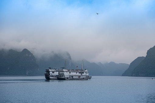 Halongbay, Ha Long Bay, Ha Long Viet Nam, Travel