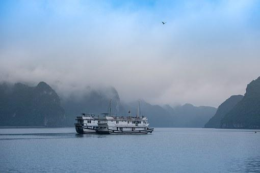 Halongbay, Ha Long Bay, Ha Long Viet Nam, Travel