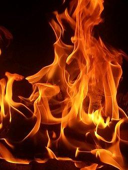 Fire, Flame, Burn, Heat, Hot, Danger, Bonfire, Light
