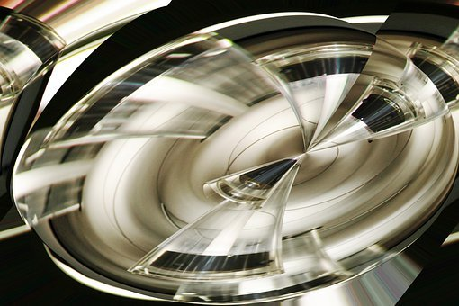 Lighting, Neon Headlights, Diodes, Light, Roundabout
