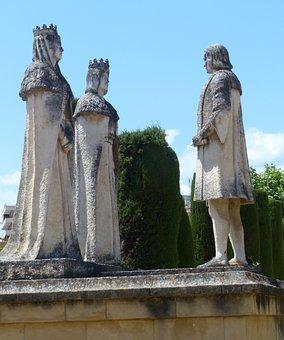 Monument Of The Catholic Kings, Columbus, Isabelle