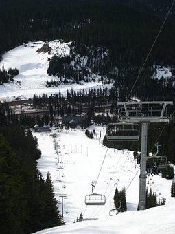 Snow, Skiing, Ski, Winter, Mountain, Skier, Sport