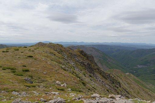 Nature, Mountains, Landscape, Far East, Russia