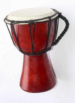 Drum, Musical Instrument, Hand Drum, Music, African