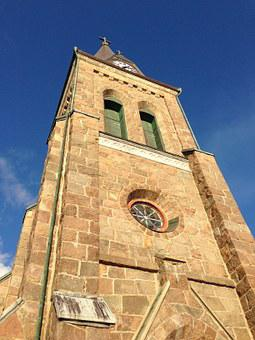 Fjallbacka, Church, Sweden, Bohuslan