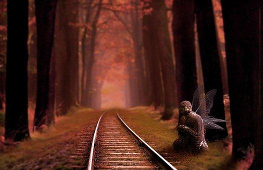 Fairy, Fantasy, Magic, Nature, Forest, Tale, Fairytale