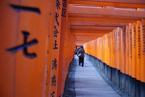 Temple, Fernöstlich, Japan, Spirituality, Spiritual