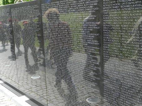 Viet Nam, Memorial, Viet, Nam, Army, Stone, Veteran