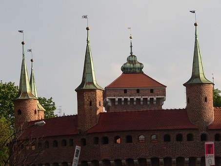 Torres, Poland, Warsaw, Architecture, Fortress, Wall
