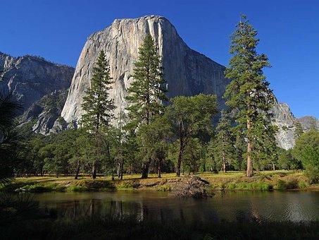 El Capitan, Yosemite, Valley, Usa, California, Climb