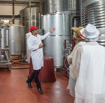 Production, Factory, Cuba, Wine, Ship, Explanation