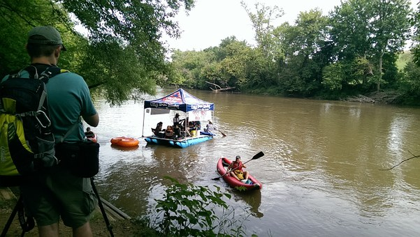 French Broad, River, Festival