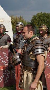 Romans, Man, Person, Fighter, Romans Legionaries