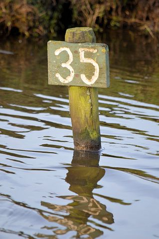Number, Pole, Water, Figures, Leisure, Structure, Set