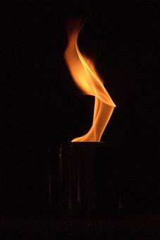 Flamen, Fire, Glowing, Heat, Hot, Flaming