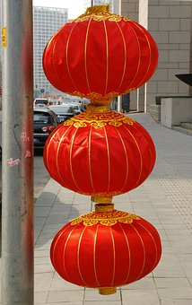 Chinese, Lantern, China, Culture, Festival, Traditional