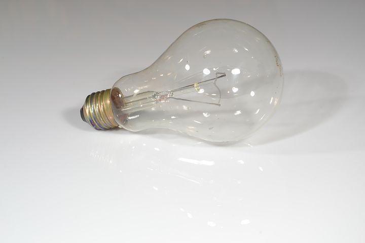 The Light Bulb, żaówki, Lighting, Light Bulb, Clearly