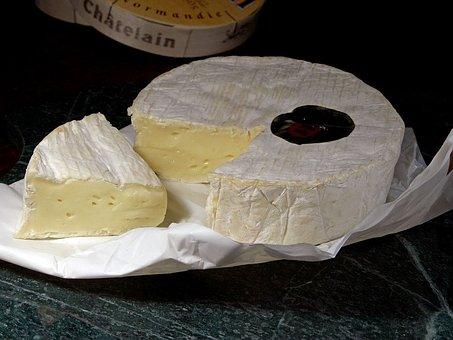 Camembert, Cheese, Milk Product, Food, Ingredient, Eat