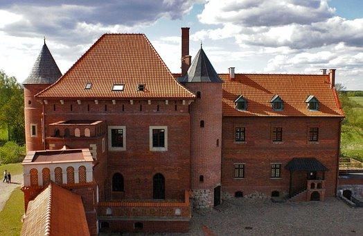 Castle, Tykocin, Building, Podlasie
