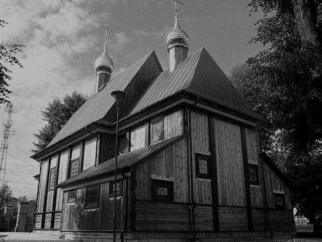 Orthodox Church, Poland, Podlasie, Architecture