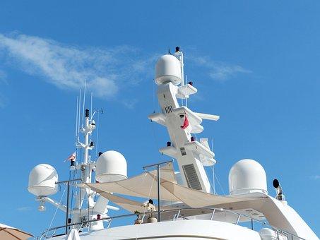 Radar, Radar Equipment, Navigation, Antenna