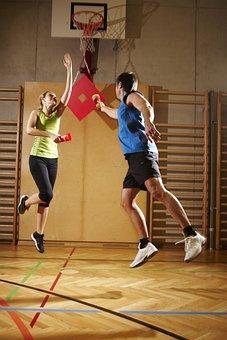 Speedello, Sport, Man, Woman, Duel, Funsport