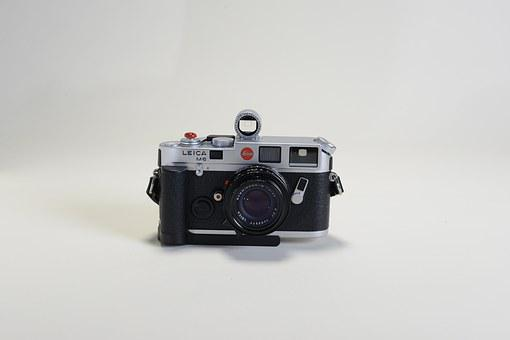 Vintage, Ancient, The Camera, Camera, Leica