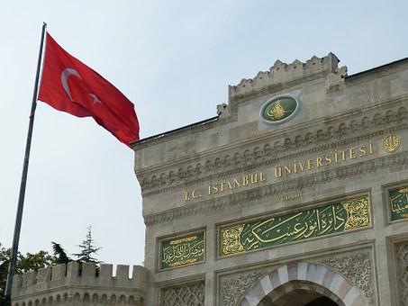 Istanbul, Turkey, Historically, Topkapi, University