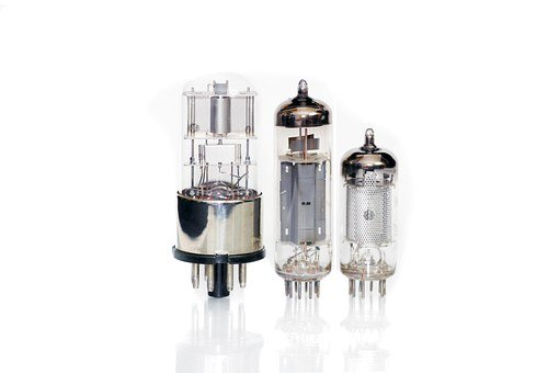 Valve, Lamps, Vacuum, Tubes, Amplify, Amplifier, Analog