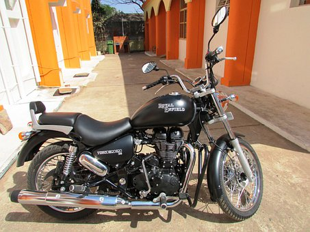 Motorbike, Motorcycle, Bike, Motor, Transport, Vehicle