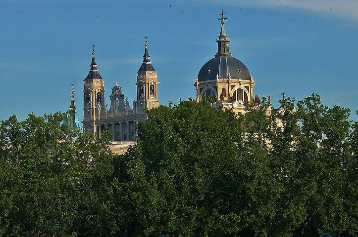 Cathedral, Almudena, Madrid