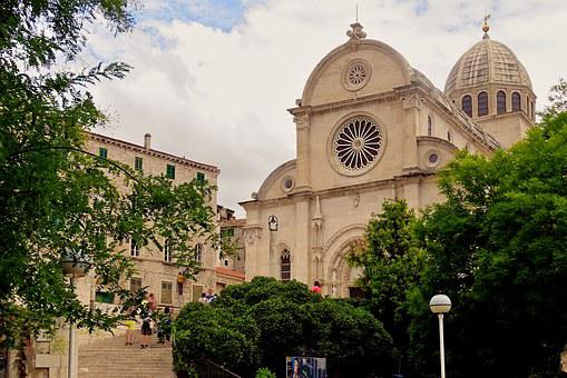 St Jacob's Cathedral, Cathedral, Croatia, Sibenik