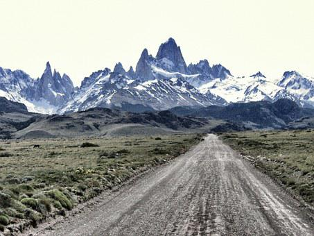 Fitzroy, South America, Patagonia, Nature, Landscape